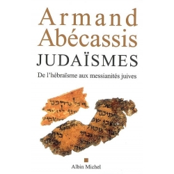 JUDAISMES : DE L'HEBRAISME AUX MESSIANITES JUIVES