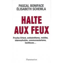 HALTE AUX FEUX : PROCHE-ORIENT, ANTISEMITISME, MEDIAS, ISLAMOPHOBIE, COMMUNAUTARISME, BANLIEUES...