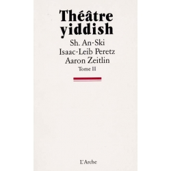 THEATRE YIDDISH TOME II