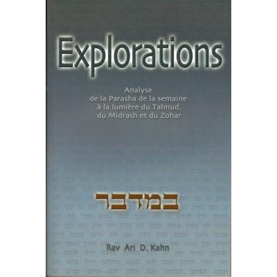 EXPLORATIONS : BAMIDBAR