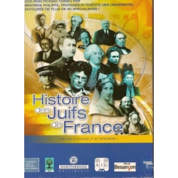 CD ROM - HISTOIRE DES JUIFS DE FRANCE