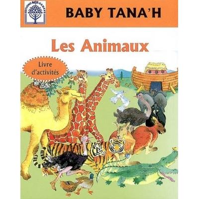 BABY TANAH : LES ANIMAUX  LIVRE D'ACTIVITES