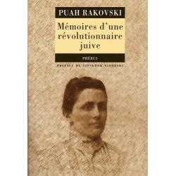 MEMOIRES D'UNE REVOLUTIONNAIRE JUIVE
