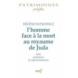 L'HOMME FACE A LA MORT AU ROYAUME DE JUDA