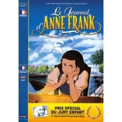 LE JOURNAL D'ANNE FRANK - DVD
