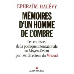 MEMOIRES D'UN HOMME DE L'OMBRE