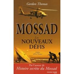 MOSSAD LES NOUVEAUX DEFIS