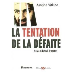 LA TENTATION DE LA DEFAITE