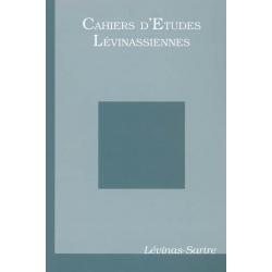 CAHIERS D'ETUDES LEVINASSIENNES N° 5 / SARTRE-LEVINAS