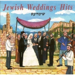 JEWISH WEDDINGS HITS - SIMHES