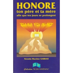 HONORE TON PERE ET TA MERE
