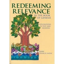 REDEEMING RELEVANCE IN THE BOOK OF GENESIS