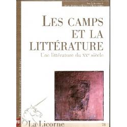 LES CAMPS ET LA LITTERATURE