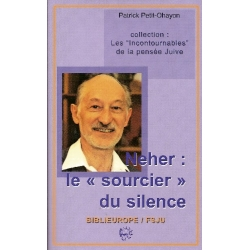 """NEHER : LE SOURCIER"""" DU SILENCE"""""""