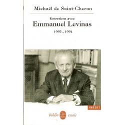 ENTRETIENS AVEC EMMANUEL LEVINAS