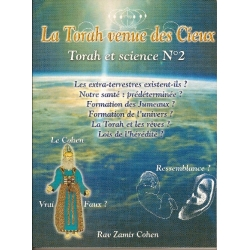 LA TORAH VENUE DES CIEUX - TORAH ET SCIENCES N°2