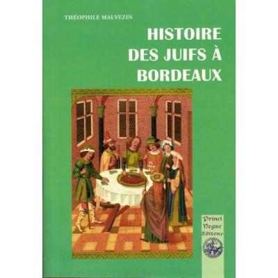 HISTOIRE DES JUIFS A BORDEAUX