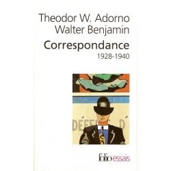 CORRESPONDANCE 1928 - 1940