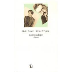 CORRESPONDANCE (1930 - 1940)