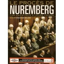 DVD - LE PROCES DE NUREMBERG - LES NAZIS FACE A LEURS CRIMES