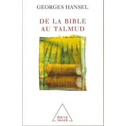 DE LA BIBLE AU TALMUD