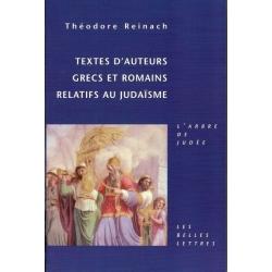 TEXTES D'AUTEURS GRECS ET ROMAINS RELATIFS AU JUDAISME