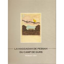 LA HAGGADA DE PESSAH DU CAMP DE GURS