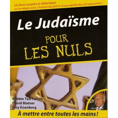 LE JUDAISME POUR LES NULS