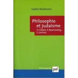 PHILOSOPHIE ET JUDAISME