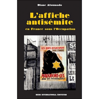 L'AFFICHE ANTISSEMITE