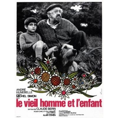 DVD - LE VIEIL HOMME ET L'ENFANT