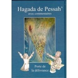 HAGADA DE PESSAH' AVEC COMMENTAIRES