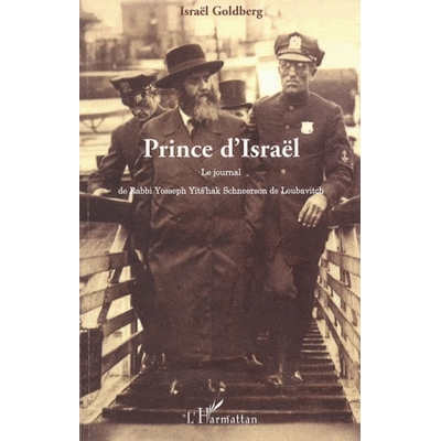 PRINCE D'ISRAEL - LE JOURNAL