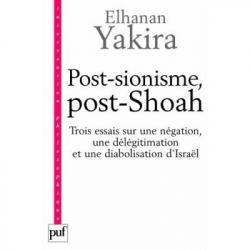 POST-SIONISME, POST SHOAH