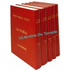 LA TORA - 5 VOLUMES