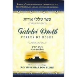 TALELEI OROTH PERLES DE ROSEE - ROCH'HODECH