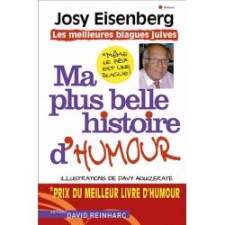 MA PLUS BELLE HISTOIRE D'HUMOUR - LES MEILLEURES BLAGUES JUIVES