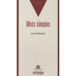MOTS SIMPLES
