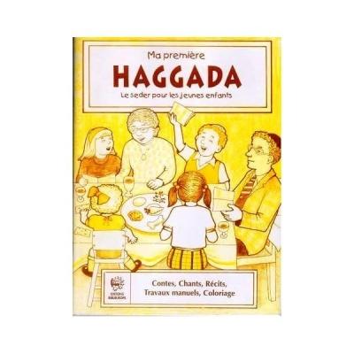 MA PREMIERE HAGGADA