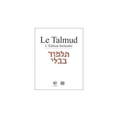 """LE TALMUD """"BABA KAMA 2"""" L'EDITION STEINSALTZ"""