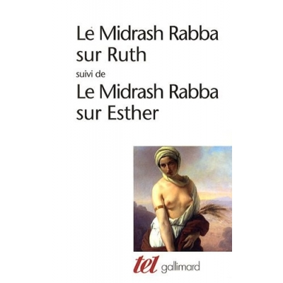 LE MIDRASH RABBA SUR RUTH / ESTHER