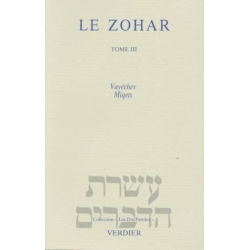 LE ZOHAR GENESE T.3