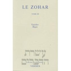 LE ZOHAR GENESE T.3