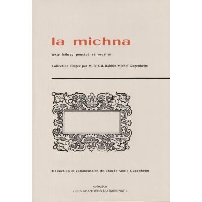 MICHNA BERAHOT TOME 1