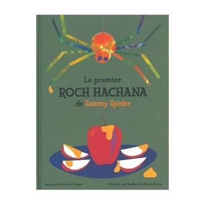 LE PREMIER ROCH HACHANA DE SAMMY SPIDER