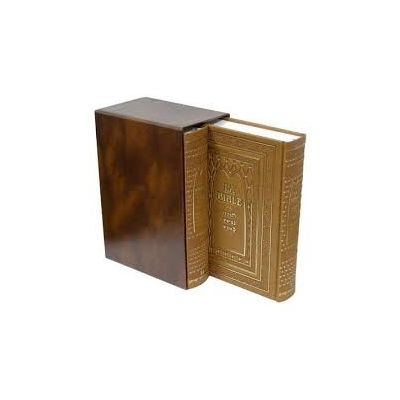 LA BIBLE 2 VOLUMES GRAND MODELE