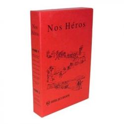 NOS HEROS TOMES 1 & 2 (COFFRET)