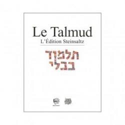"""LE TALMUD """"BABA KAMA 3"""" L'EDITION STEINSALTZ"""