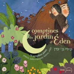 COMPTINES DU JARDIN D'EDEN (LIVRE + CD)