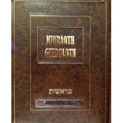 MIQRAOTH GUEDOLOTH BERECHIT 4 WAYECHEV, MIQETS, WAYIGACHH ET WAYE'HI